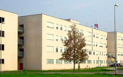 Impianto integrato di sicurezza in ospedale – Suzzara