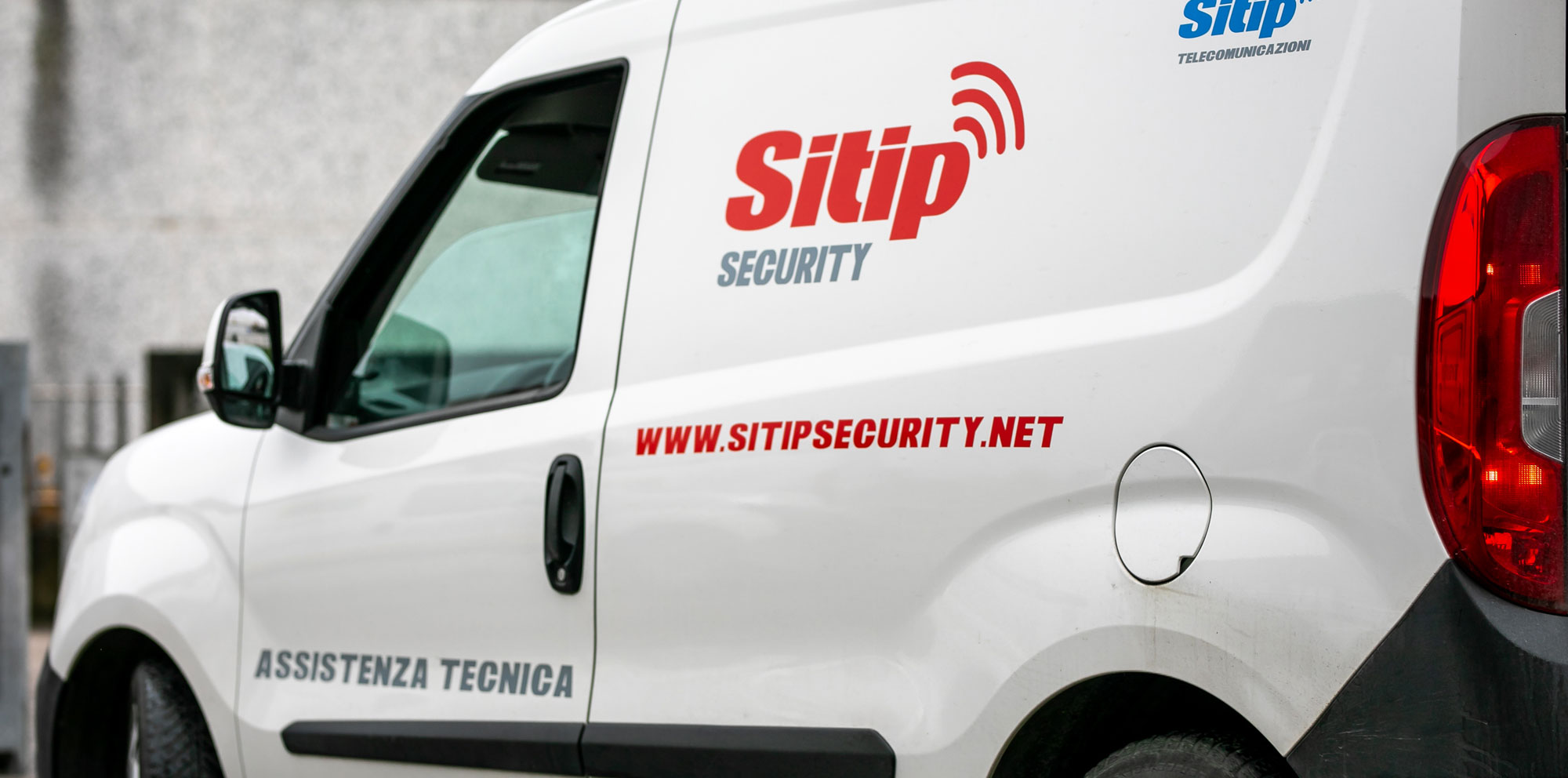 Assistenza Sitip Security