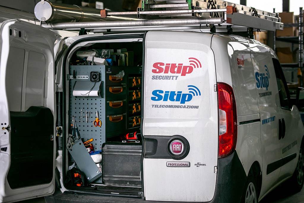 SitipService: Assistenza Personalizzata | SITIP SECURITY