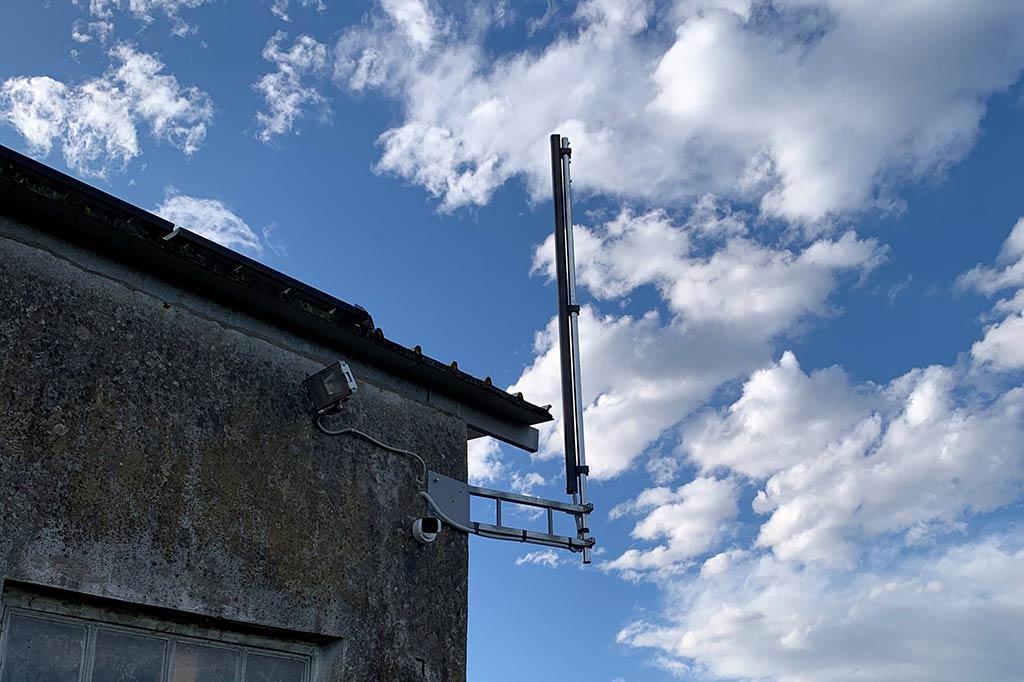 Impianti Perimetrali a Barriera | SITIP SECURITY
