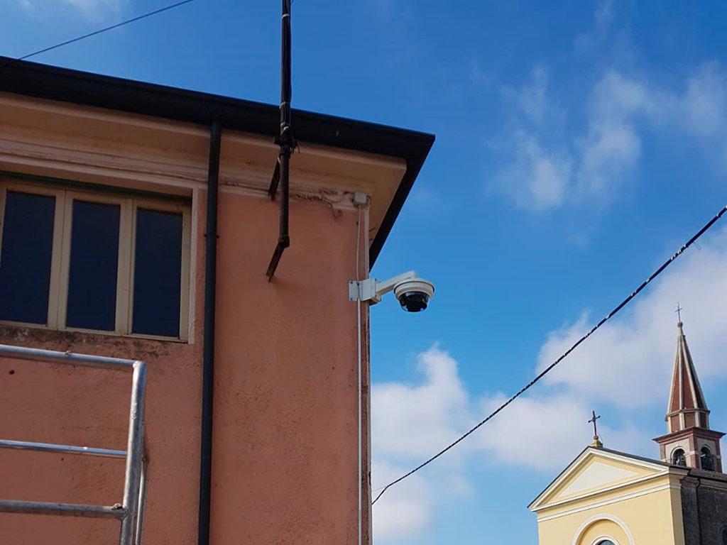 Videosorveglianza e Videoregistrazione   SITIP SECURITY