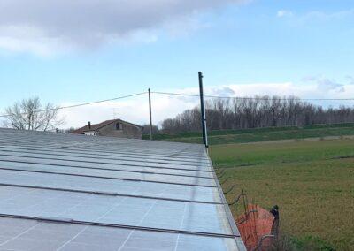 Protezione di un impianto fotovoltaico, Luzzara, Reggio Emilia | SITIP SECURITY