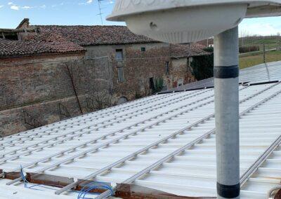Protezione di un impianto fotovoltaico con barriere a infrarossi | SITIP SECURITY