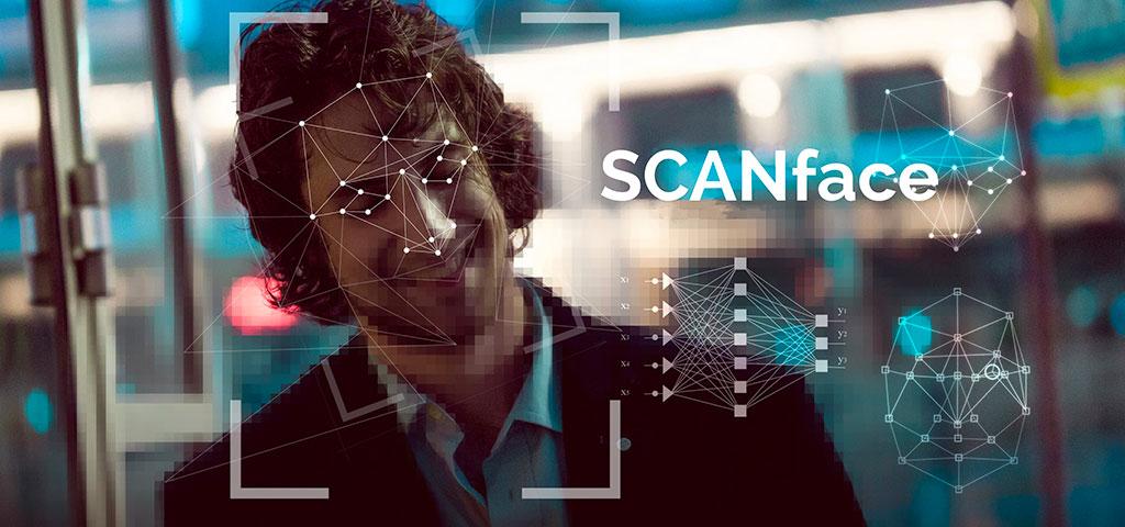 Scanner facciale per il Controllo delgli Accessi | SITIP SECURITY