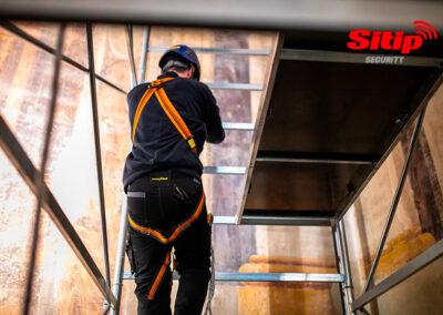 Impianto di rivelazione incendio a Gualtieri | SITIP SECURITY