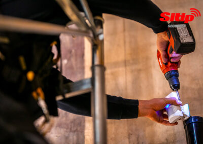 Installazione Sensore Antincendio | SITIP SECURITY