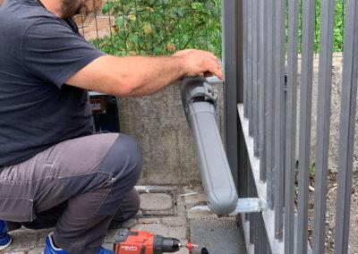 Automazione Cancello a Battente, Brescia   SITIP SECURITY