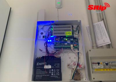 Installazione Impianto Antintrusione Nebbiogeno | SITIP SECURITY