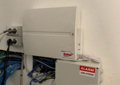 Impianto d'Allarme per Grandi Spazi, Carpi | SITIP SECURITY