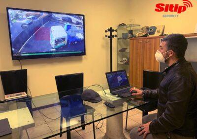 Programmazione analisi video telecamere   SITIP SECURITY