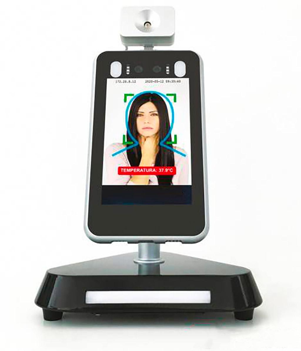 Facescan: termoscanner 6 in 1 | SITIP SECURITY