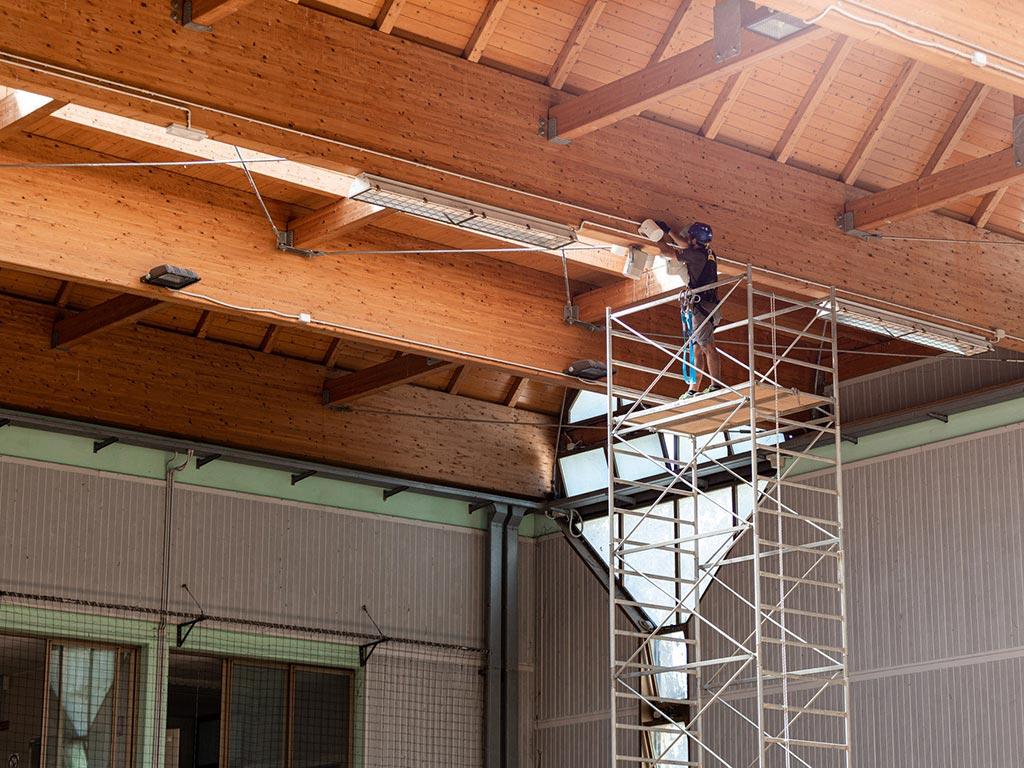 Installazione Altoparlanti EVAC | SITIP SECURITY
