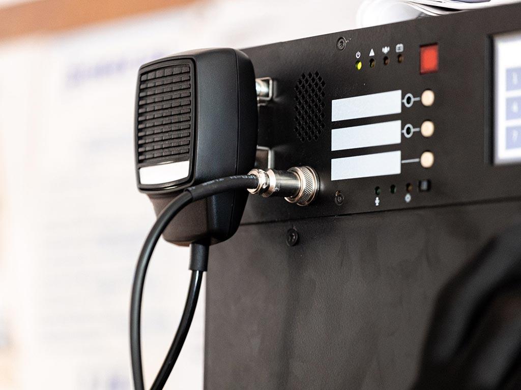 Sistemi EVAC a Diffusione Sonora con Microfono per Annunci | SITIP SECURITY
